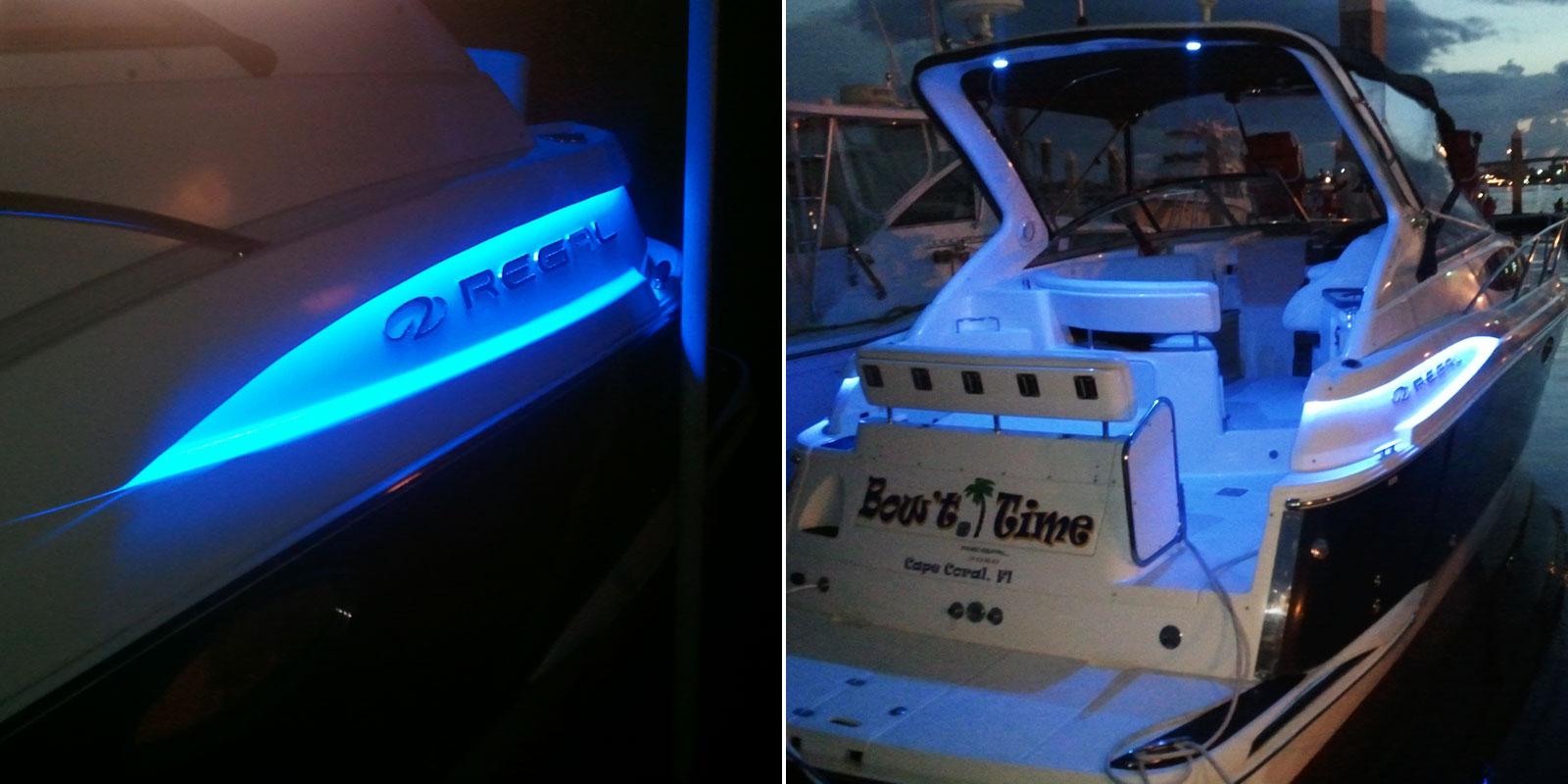 Outdoor Rgb Led Strip Lights Waterproof 12v Led Tape Light