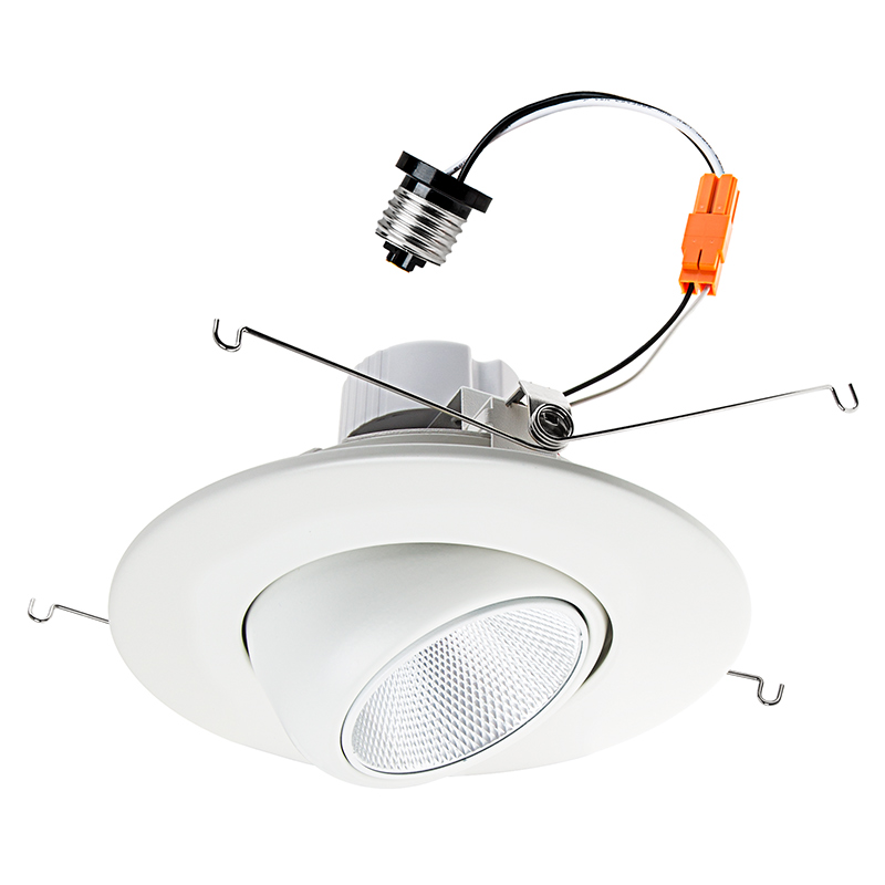 Led Recessed Lighting Kit For 5 6 Cans Retrofit